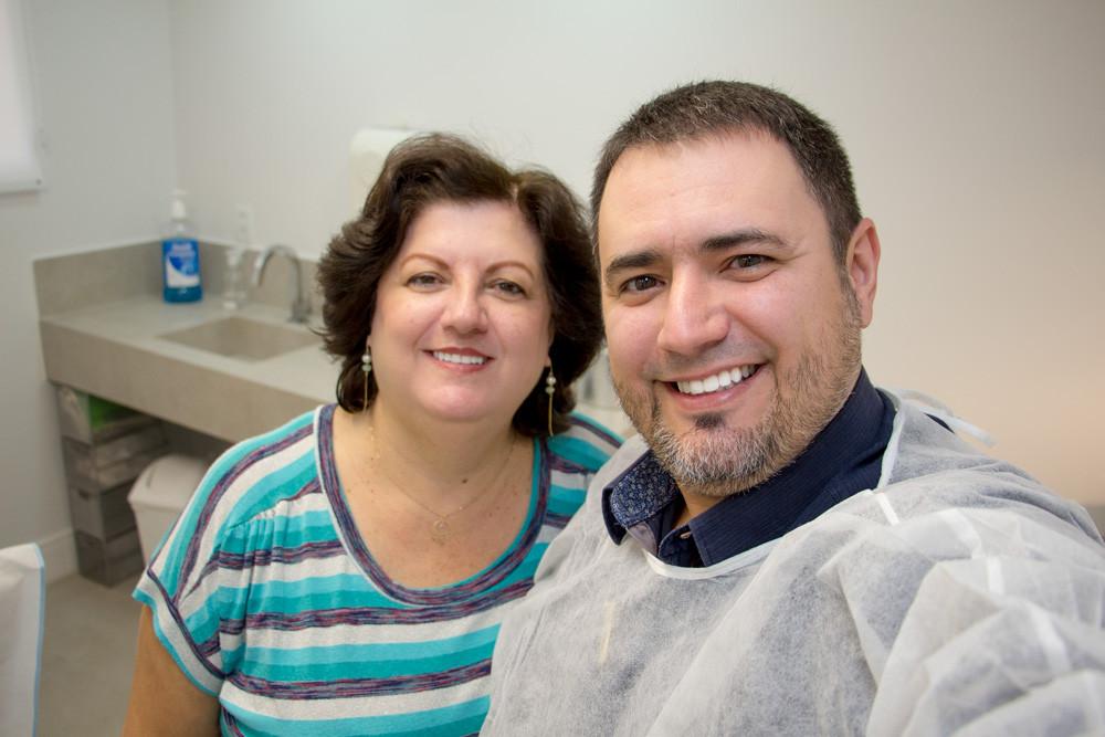 Intervir diariamente para ter saúde bucal