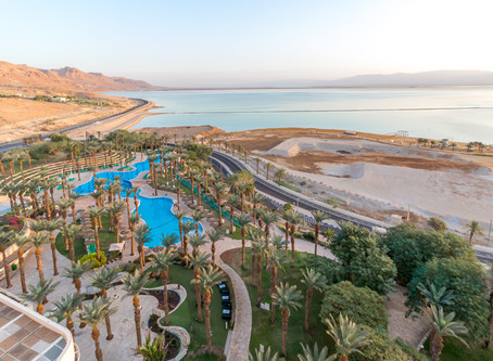 O imperdível Mar Morto