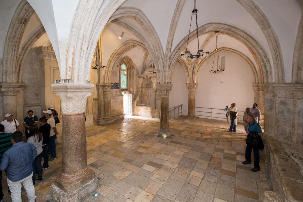 Cenáculo de Jerusalém