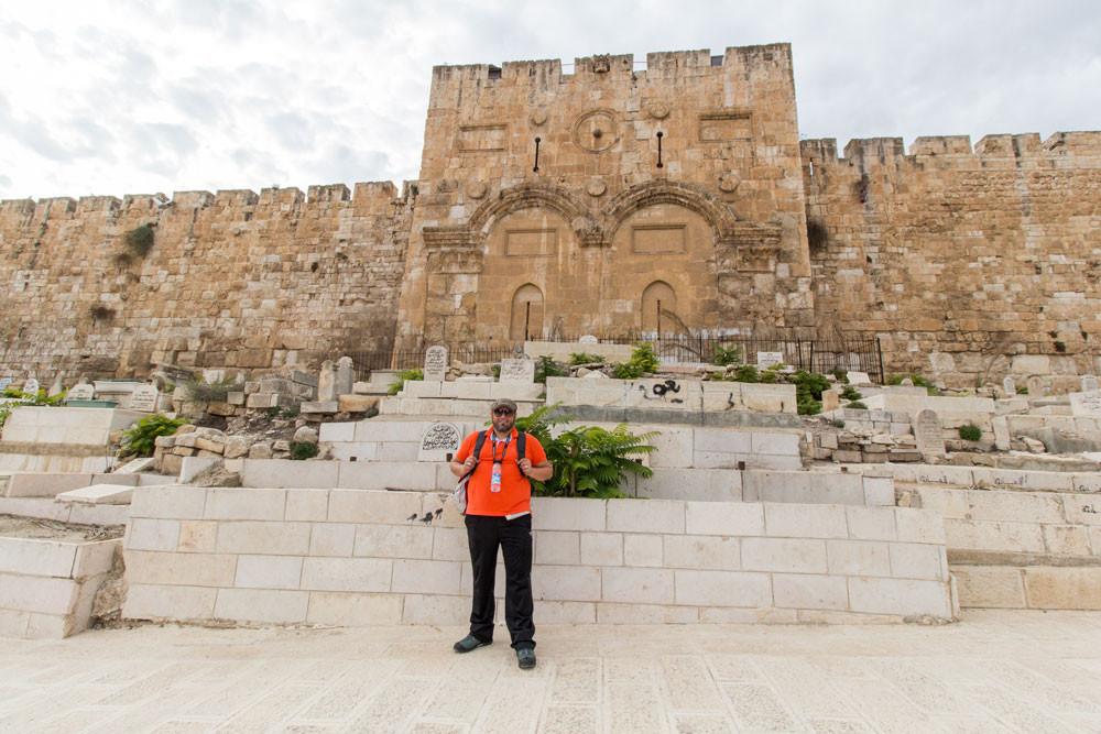 Porta Dourada de Jerusalém, 2015