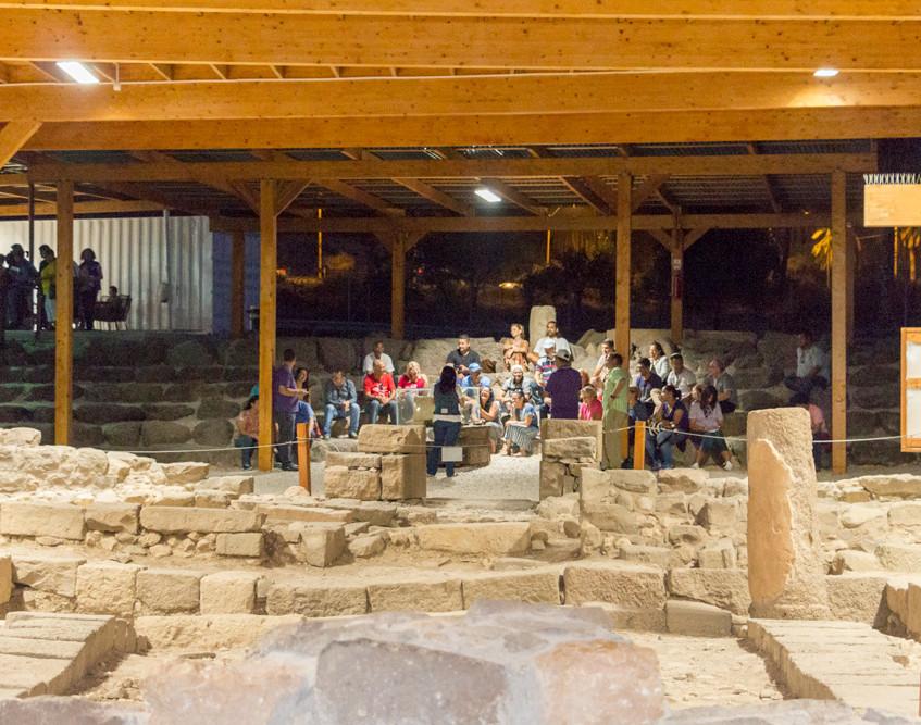 Grupo Renova Turismo em Magdala