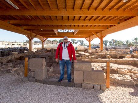 Magdala e a sinagoga onde Jesus pregou