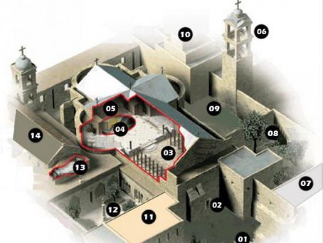 Basílica da Natividade - Parte 2 de 2