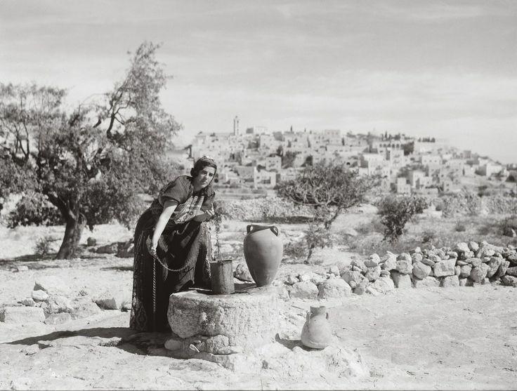 Um poço em Belém - Circa 1911