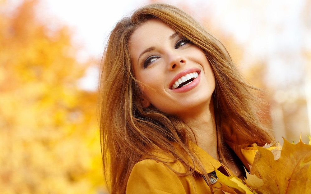 Sorriso lindo
