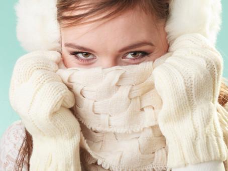 Frio... que dor de dente!