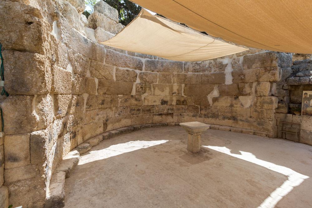 Abside da Igreja Bizantina