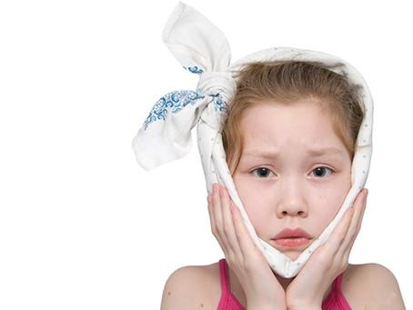 Tratamento de canal em dente de leite?