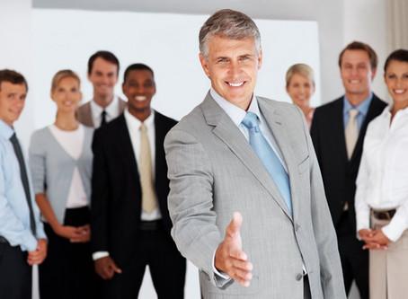 Sorria, impressione e faça bons negócios!