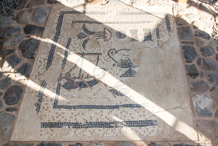 Mosaico da Sinagoga de Magdala