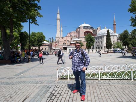 Hagia Sofia, uma anciã impressionante. Parte 01