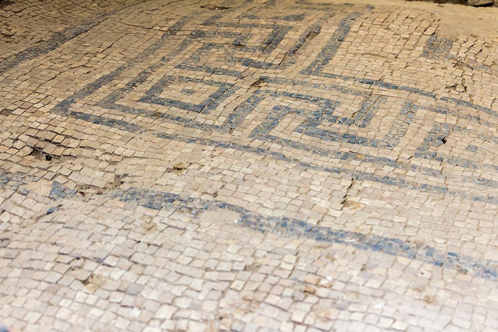 Mosaico de Magdala