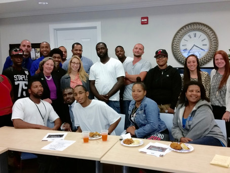 Bridgeport Mayoral Candidates Visit Project Longevity-Bridgeport's HangTime