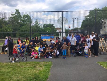 Project Longevity Hartford Neighborhood Clean Up