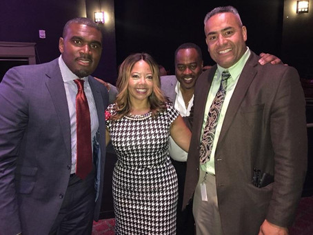 Project Longevity Bridgeport with CAGV and Lucy McBath at The Armor of Light Screening