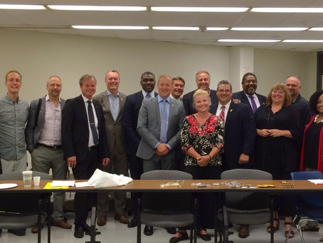Project Longevity New Haven receives international recognition from Sweden.