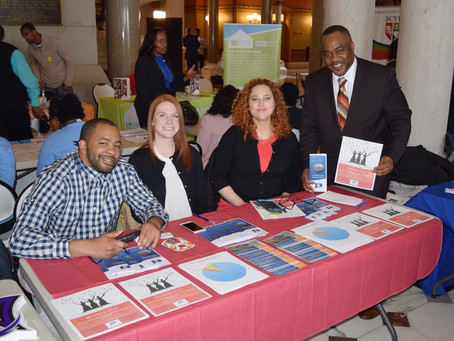 Project Longevity Bridgeport joins the community for Bridgeport Day at the Connecticut State Capitol
