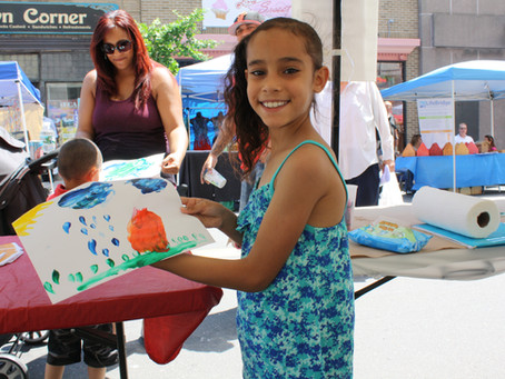 Project Longevity-Bridgeport Strengthening Community Relationships at The Bridgeport Arts Fest