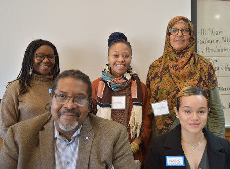 PROJECT LONGEVITY DISCUSSED JOY AND JUSTICE IN NEW HAVEN GARDENS