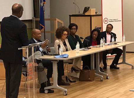 Project Longevity New Haven teamed up with the Urban League to discuss wealth building in the Africa