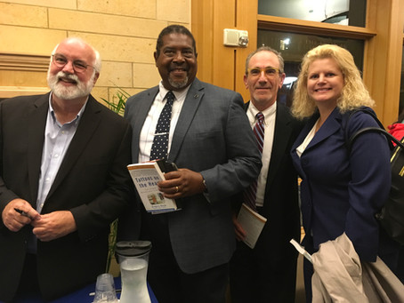 Father Greg Boyle, Founder of Homeboy Industries Visits Yale University