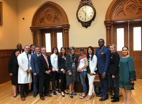 Project Longevity joins Congresswoman Rosa DeLauro in a push for congressional support to appropriat