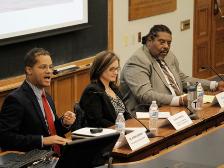 Project Longevity New Haven's Stacy Spell Joins Expert Panel at Yale Law School to Discuss Publi