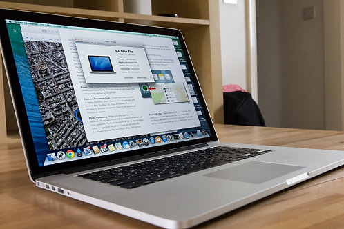 """Apple MacBook Pro 15"""" 2015 Model"""