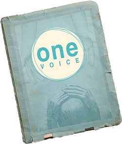 OneVOICE book cover