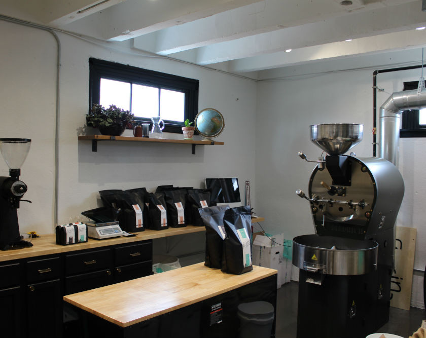 Florin Coffee at The Madery
