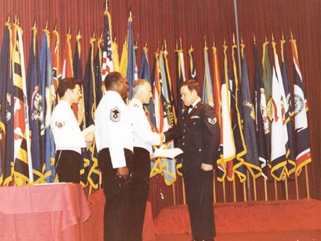 Air Force Veteran, Norman Jones