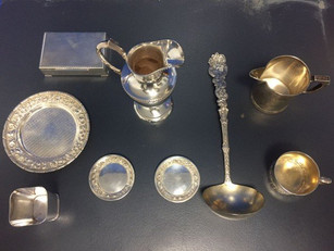 Pawn  or Sell Silver