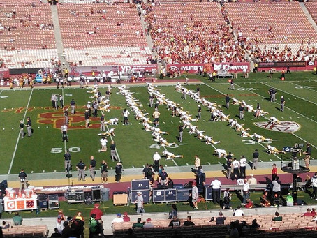 3rd & Goal Thanks Veterans by Providing Tickets to ND-USC Game