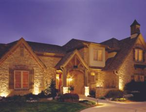 landscape lighting led design northeast ohio