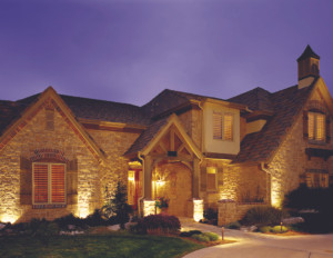 Light Up Your World With LED Landscape Lighting