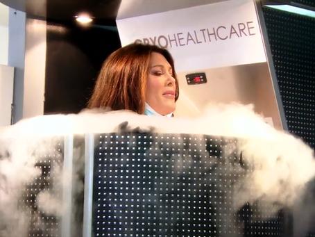 Lisa Vanderpump & Yolanda Foster Try Cryotherapy