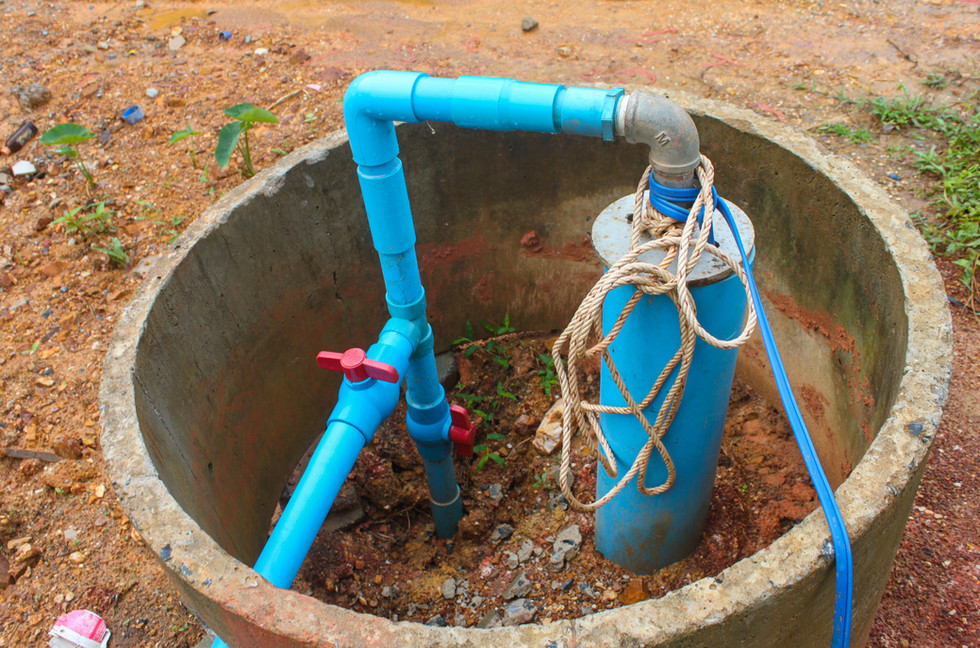 Well Drilling, Dig a well for water, Ins