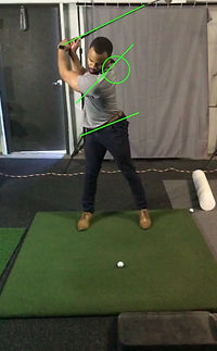 Position 3: End of Backswing