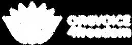 OneVOICE4freedom logo white