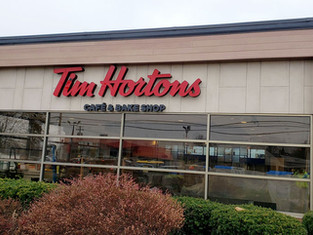 Tim Horton's - Multiple Locations