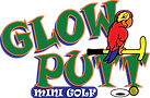 Glow Putt Mini Golf Logo