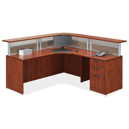 OSB14 Borders Reception Desk