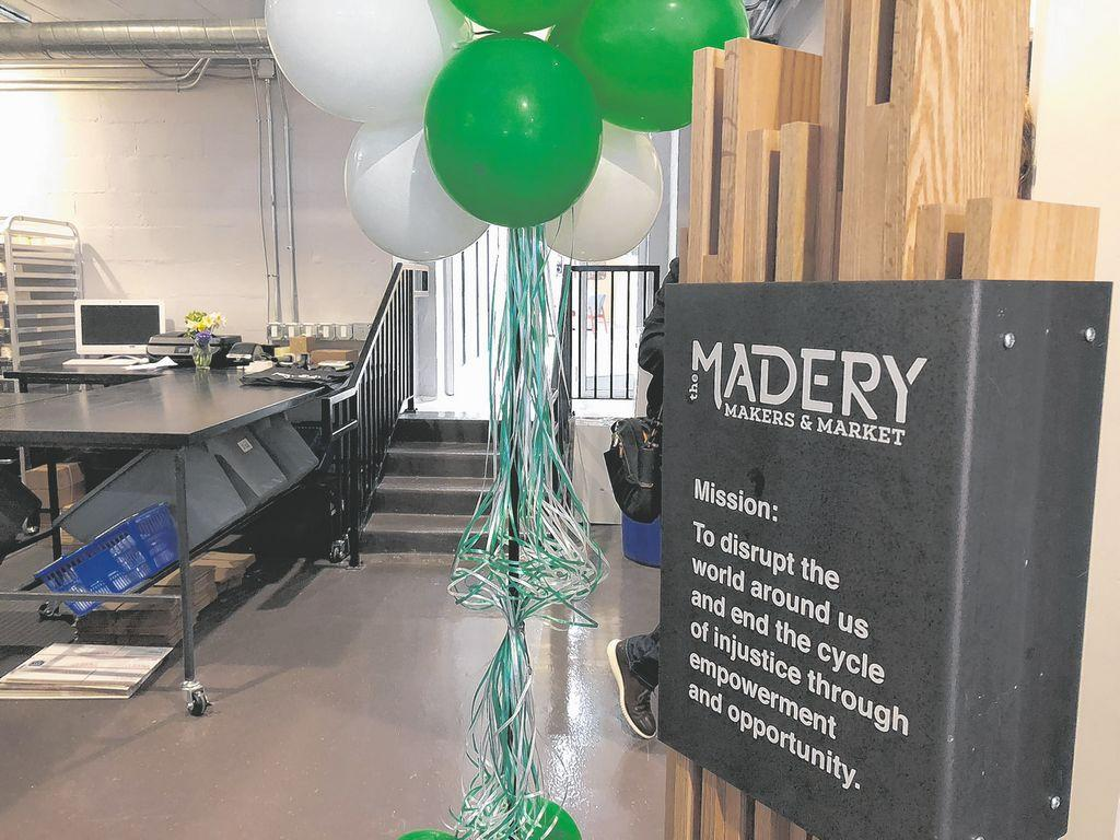 COhatch Worthington The Madery Grand Opening