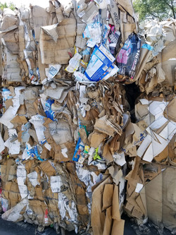Industrial Cadboard/Paper Recycling