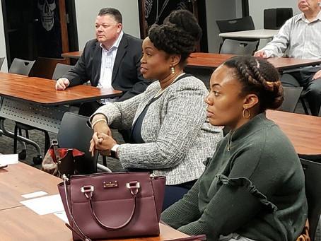 Columbus City Councilwoman Shayla Favor Coca-Cola Consolidated Columbus Tour