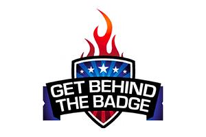 Get Behind The Badge