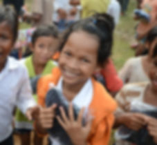 OneVOICE4freedom shoes program