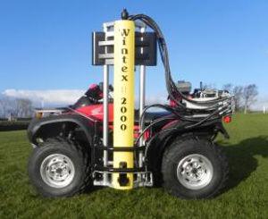 Soil Sampler 2000