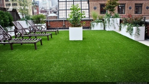 Bath, Ohio, Can Create a Rooftop Garden to Improve Their Outdoor Living Space with SYNLawn of Northe