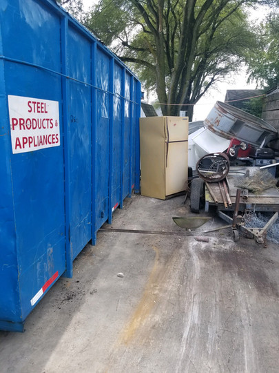 Steel/White Goods Recycling